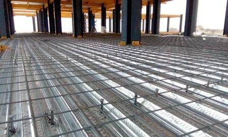 کاهش ضریب کششی عرشه فولادی