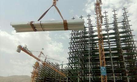 روش طراحی سقف عرشه فولادی